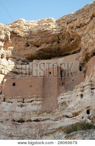 Montezuma Castle National Monument native american indian ruins