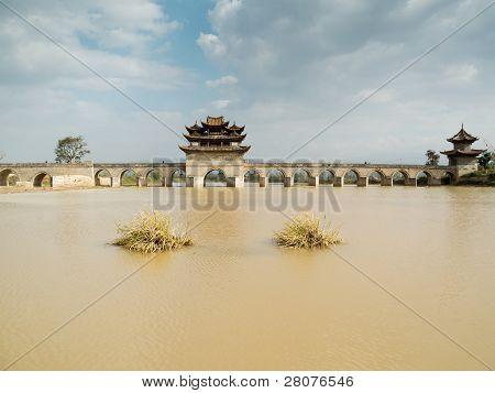 Seventeen Span Brige Jianshui, China