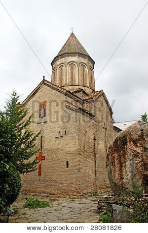 Armenian Church In Tbilisi, Georgia