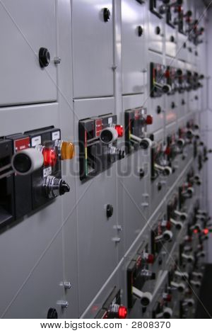 Electrical Mcc Control Unit