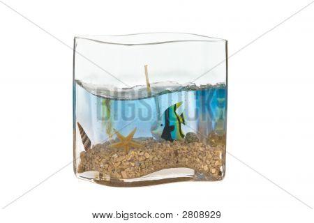 Fish Tank Candle