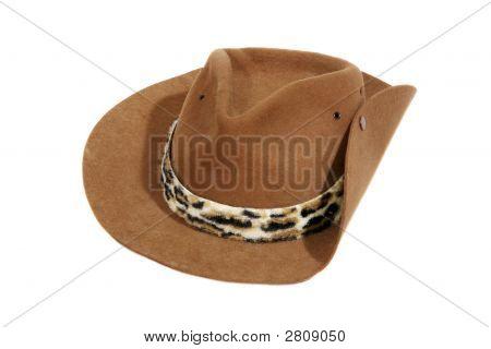 Australische oder amerikanische Cowboy-Hut