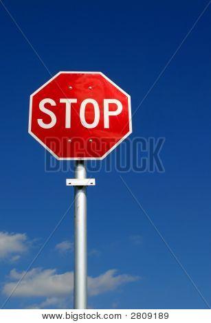 Stopsign00008 B  Vertical Crop