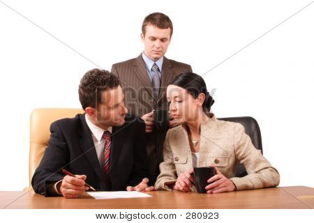 Business Meeting -  Horizontal