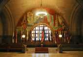 Allegheny County Courthouse interior