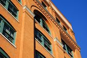 Dealey Plaza and Dalles book depository