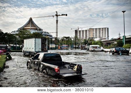Bangkok Massive Flood