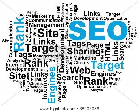 Seo Wordcloud