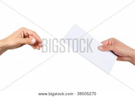 Blank Envelope