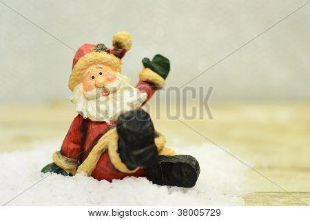 Santa Greeting...