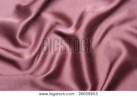 Silk Textured Cloth Background