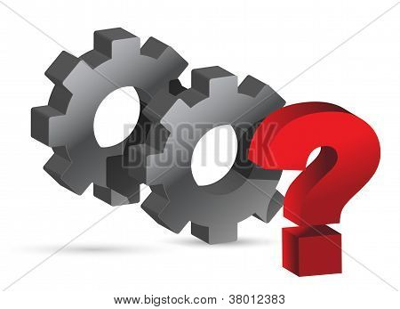 Gears Working Together Question