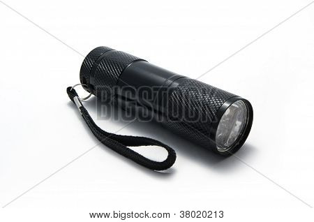 Penlight On White Background