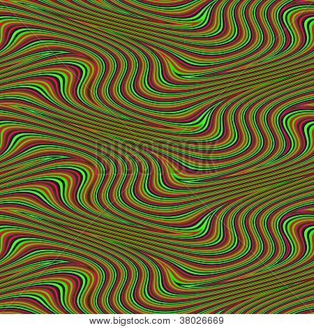 Op Art Seamless Waves Texture 27 Code_82,155,285