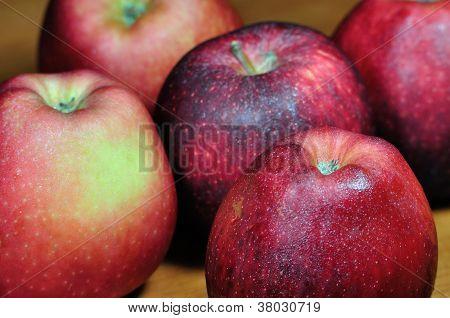 Starking Apples