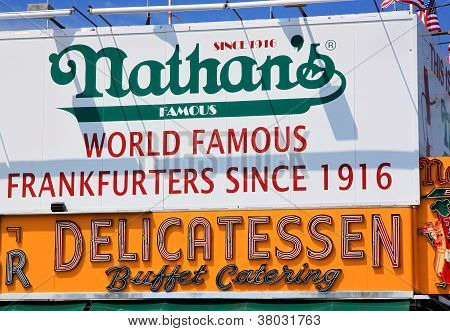 Nathan's Sign