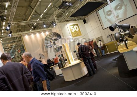 Profoto At Photokina 2008