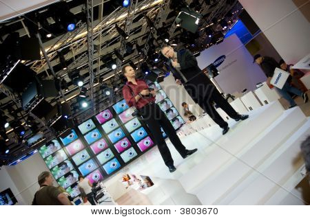 Samsung Photographer Photokina 2008 Professional