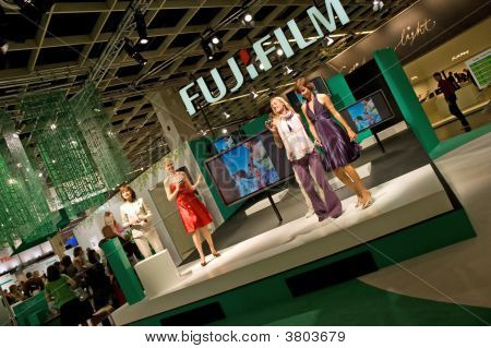 Fujifilm At Photokina Women Dancing
