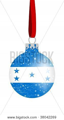 Christmas ball - Honduras