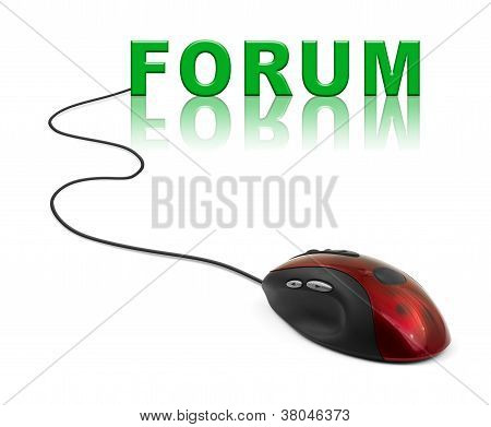 Computer Mouse And Word Forum
