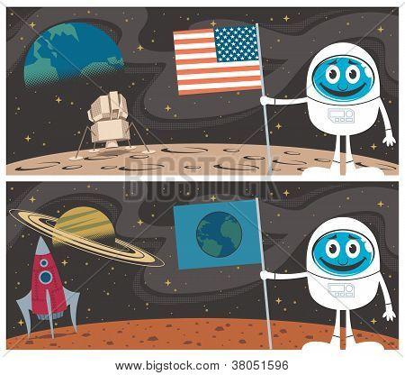 Space Scenes