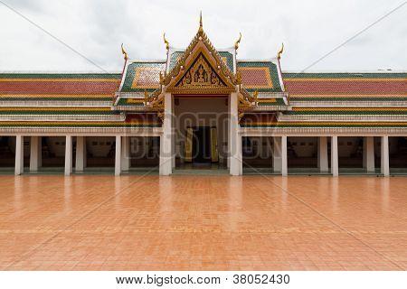 Church in Thai Temple