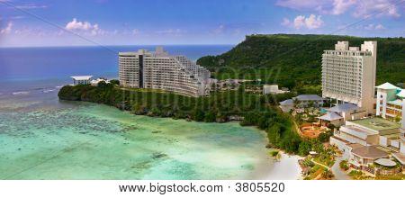 Tumon Bay In Guam