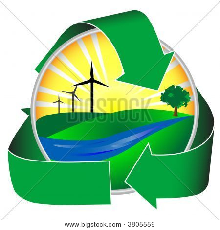 Windpower Icon