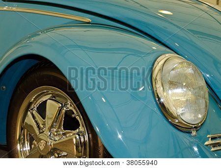 Volkswagen Beetle Oval Type 1
