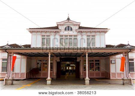 Nikko Train Station