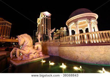 Sculptures Of Caesars Palace