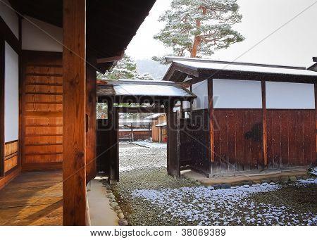 Terraço de Takayama Jinya