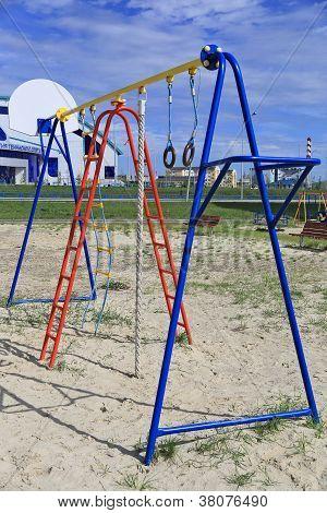 Sports And Playground