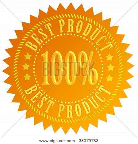 Best product gold seal