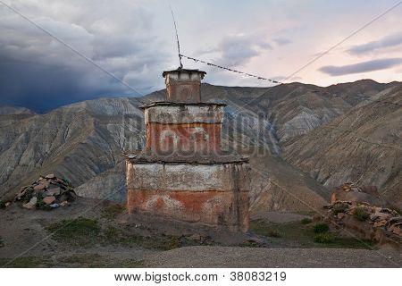 Ancient Buddhist Stupa
