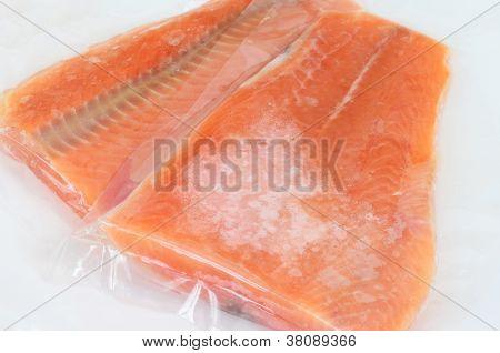 Tiefkühlfisch