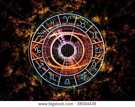 The Eye Of Zodiac