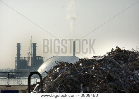 Dockside Landscape