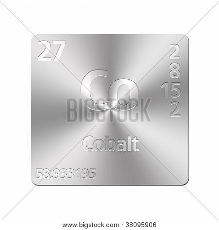 Cobalt.