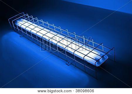 Blue Neon Power Lamp, Energy Details