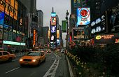 The Times Square In Nyc