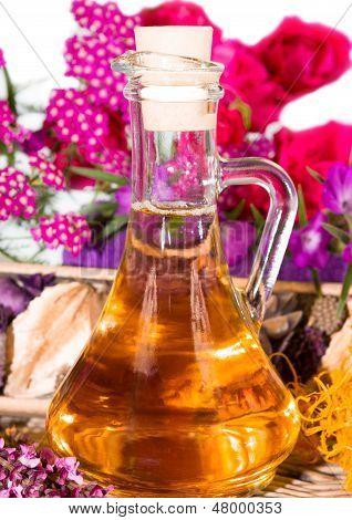 Essential Oil Or Bath Oil