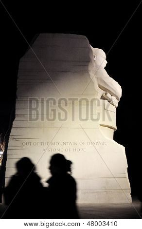 DC shadows