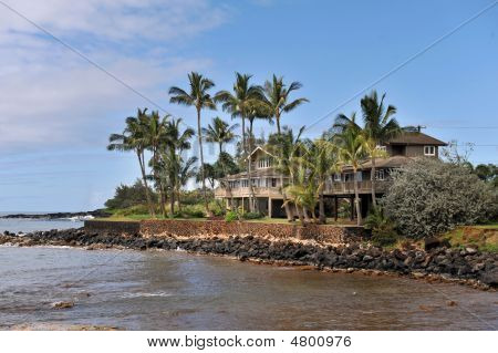 Hawaii Ocean Front Property