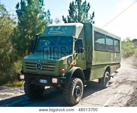 The Tourist Transport