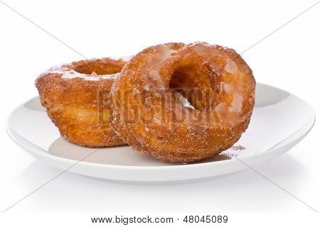 Croissant Donuts