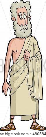 Filósofo romano