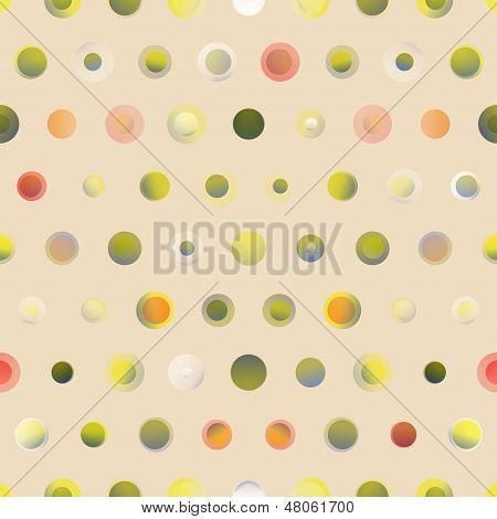 spots on beige
