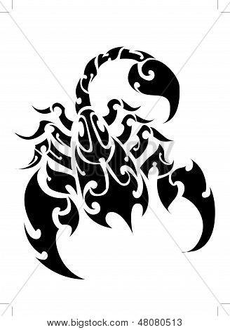 Scorpion Vector - 02